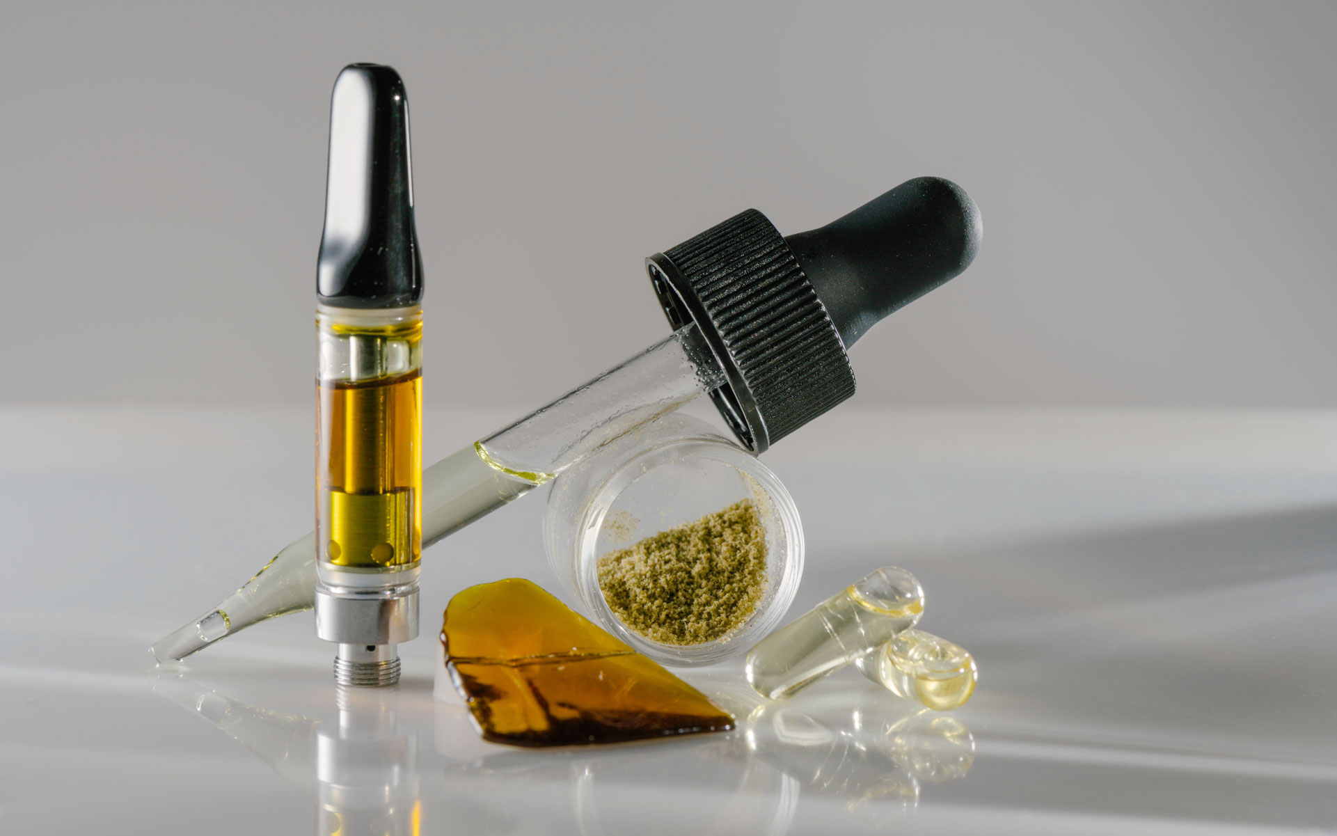Cannabis Concentrates and Extracts: A Quick Introduction